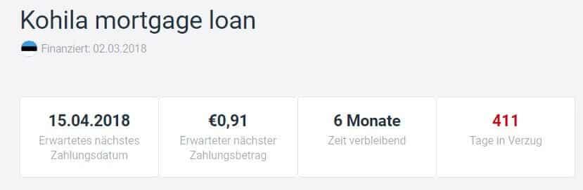 estateguru kohila mortgage loan