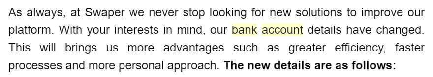 p2p kredite wechsel bankverbindung