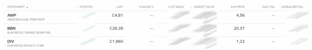 CapTrader investment tools
