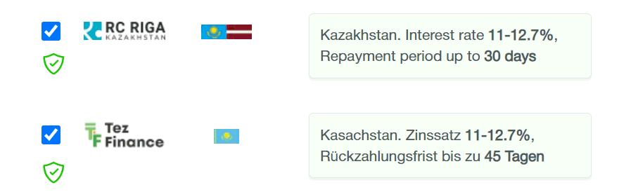 robocash kasachstan
