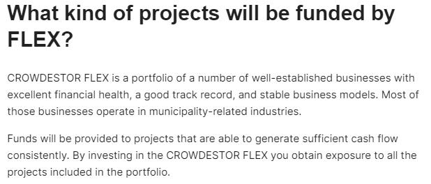 crowdestor projekte