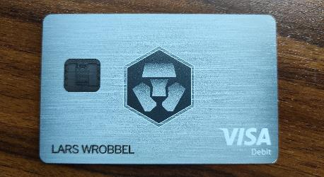 crypto lending visa