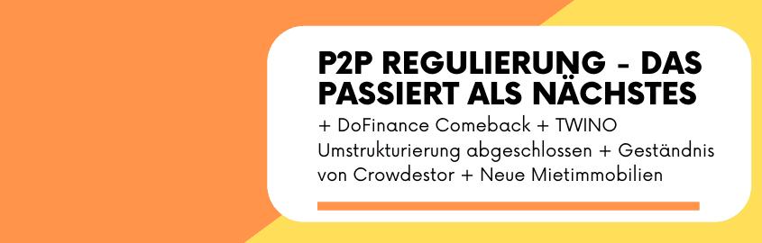 p2p kredite news cover p2p regulierung