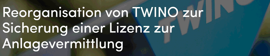 twino regulierung